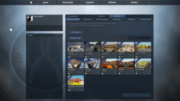 how to use steam workshop cs go