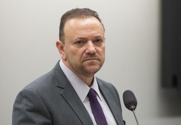 O ex-ministro Edinho Silva (Foto: Marcelo Camargo/Agência Brasil)