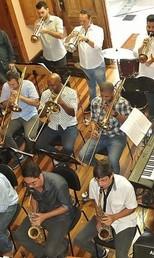 SP Jazz Big Band (Foto: Adriano Faria/Divulgação)