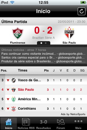 Fã São Paulo