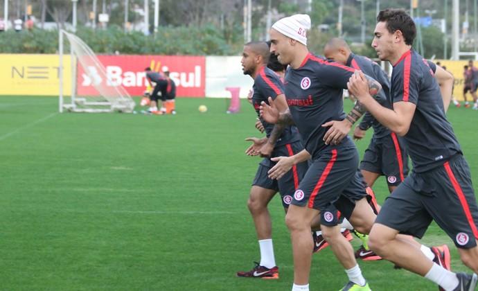 Ariel Treino físico Inter  (Foto: Diego Guichard/GloboEsporte.com)