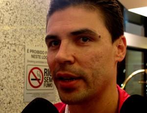 bolivar internacional (Foto: Cahê Mota / Globoesporte.com)