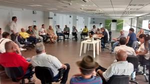 Reunião dos clubes de Mato Grosso (Foto: Robson Boamorte)