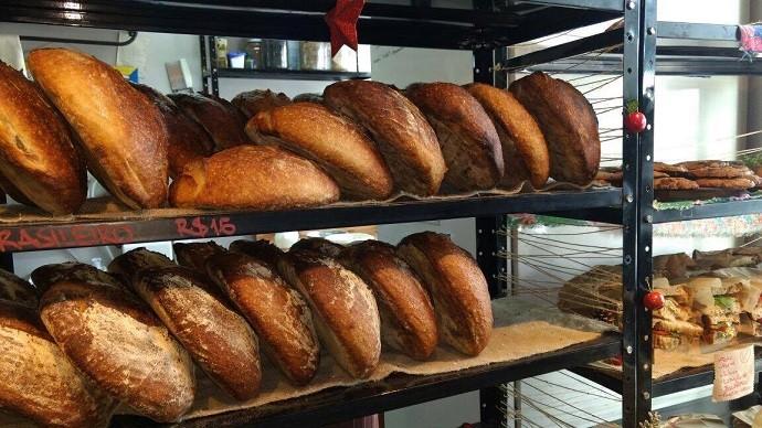 A variedade é grande; e todos são feitos com ingredientes orgânicos.  (Foto: Divulgação/RPC)