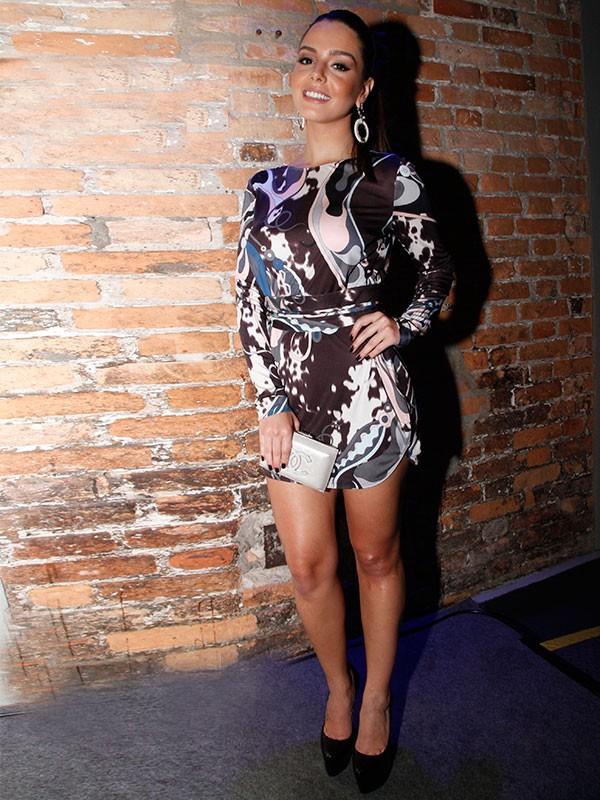 Giovanna Lancellotti  (Foto: Arthur Seixas/TV Globo)