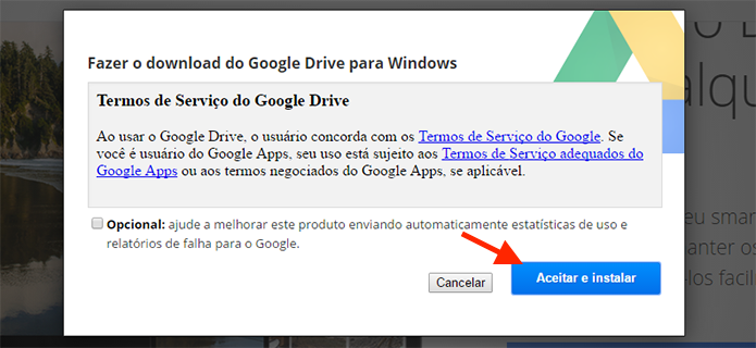 how to have google drive on mac