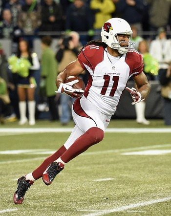 NFL - Larry Fitzgerald Arizona Cardinals (Foto: Steve Dykes / Getty Images)