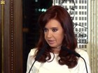 Presidente argentina pede a credores de dívida para 'cobrá-la agora'