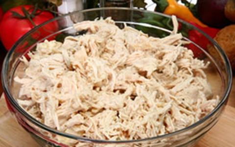 Patê de frango