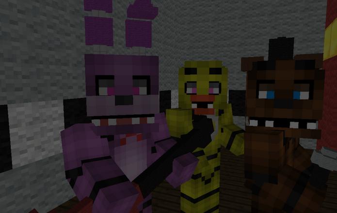Five Nights at Freddy's (Foto: Reprodução / TechTudo)