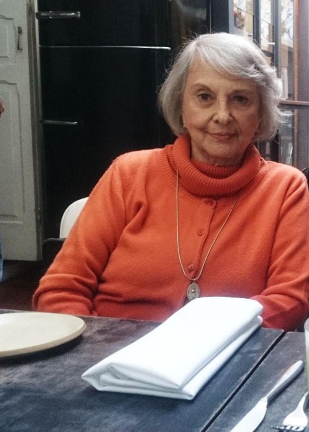 Morre Vera Beatriz, a mulher do designer Sergio Rodrigues (Foto: Regina Galvão)
