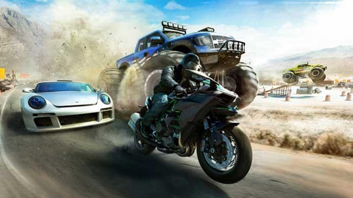 The Crew Wild Run terá motos (Foto: Divulgação/Ubisoft)