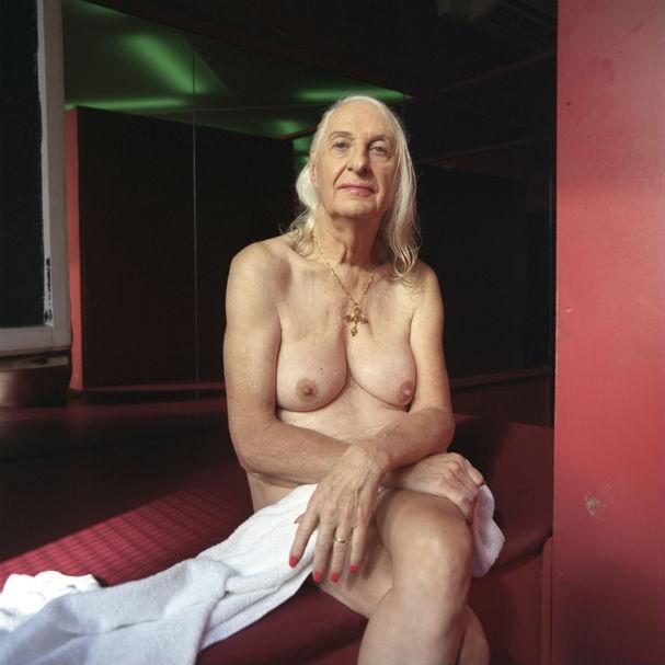 "Claudette em foto do livro ""La Vie en Rose"" (Foto: Malika Gaudin Delrieu )"