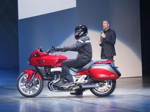 Honda CTX 1300 (Foto: Rafael Miotto/G1)