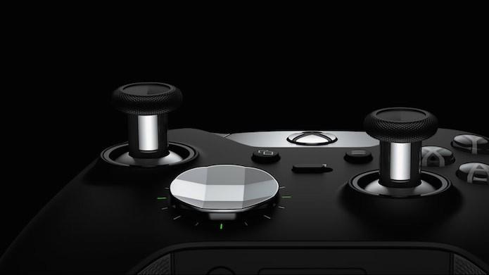 Xbox One Elite: entenda as diferenças do controle profissional (Foto: Divulgação/Microsoft)