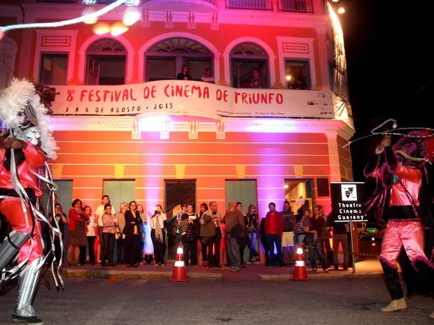 Festival de Cinema de Triunfo  (Foto: Costa Neto/Secult-PE)