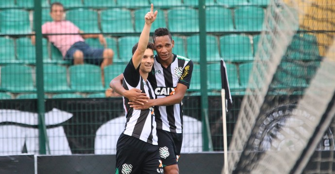 Jean Deretti Figueirense x Metropolitano (Foto: Luiz Henrique/Figueirense FC)