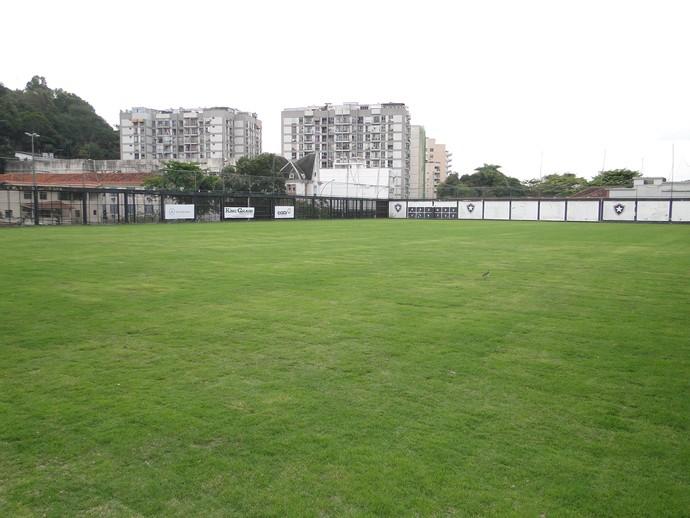 Gramado General Severiano Botafogo (Foto: Divulgação)