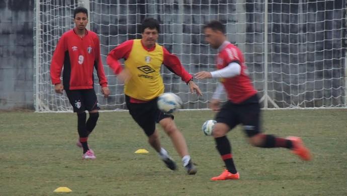 Adilson Batista Joinville (Foto: João Lucas Cardoso)