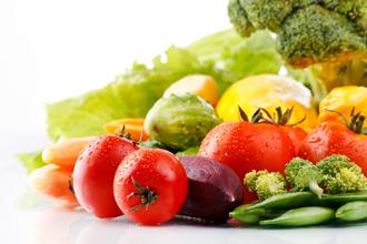 alimentação leve e saudável é fundamental (Foto: Reprodução Shutterstock)
