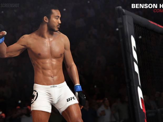 Ben Henderson (Foto: Divulgação/EA Sports)