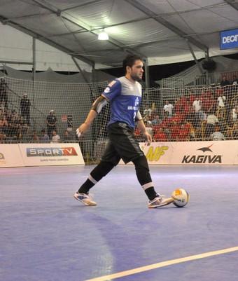 Sorocaba Futsal, Assoeva, Liga Nacional de Futsal, LNF, Liga Futsal  (Foto: Divulgação / Brasil Kirin)