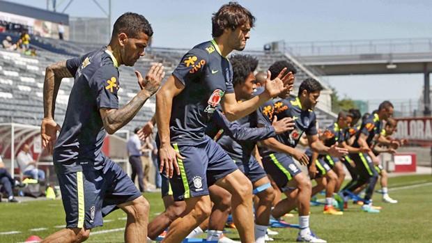 Futebol: Globo exibe Brasil x Panamá neste domingo (Divulgação)