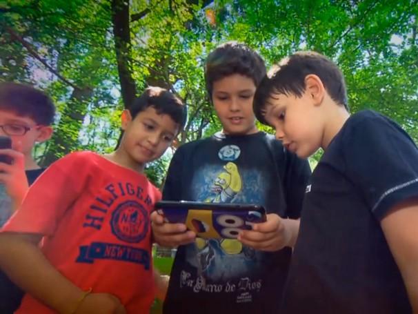 Saúde das crianças (Foto: Globo)