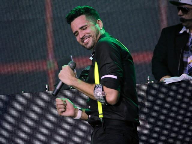 Cantor Latino (Foto: Milene Cardoso)