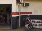 Homem é preso suspeito de furtar leite em pó em Rolim de Moura, RO