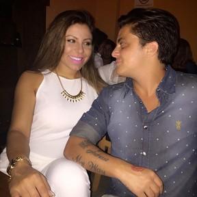 Andressa Ferreira e Thammy Miranda (Foto: Instagram / Reprodução)