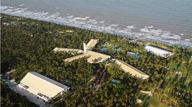 Convenção ocorre na ilha de Comandatuba, na Bahia (Foto: Divulgação)