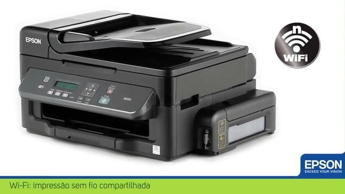 Impressora Com Tanque De Tinta Veja Cinco Modelos 224 Venda