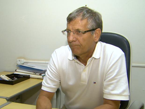 Mário Milaré, atual Secretário de Saúde de Jaboticabal, afirma que ambulâncias voltarão a funcionar (Foto: Reprodução / EPTV)
