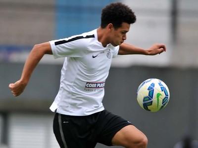 Marquinhos Gabriel, Santos (Foto: Ivan Storti/Santos FC)
