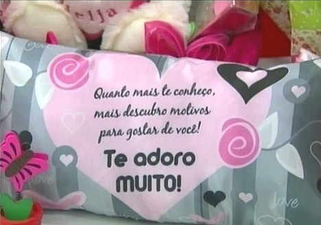 Lojas investem em novidades para atrair os namorados (Foto: Bom dia Amazônia)