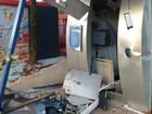 Em cinco dias, mais um caixa eletrônico é explodido em Arapongas