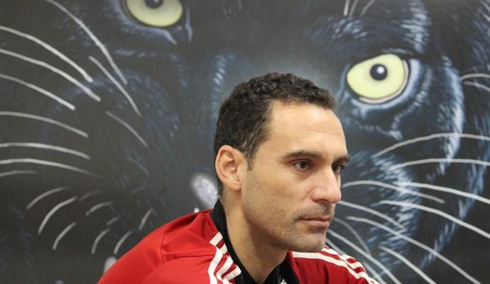César Gaúcho, zagueiro e volante do Botafogo-SP (Foto: Luís Augusto/Agência Botafogo)