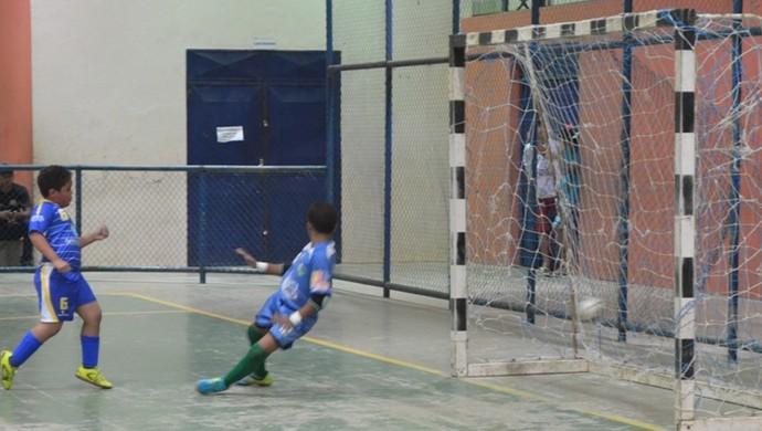 Futsal Roraima Sub-8 (Foto: Nailson Wapichana)