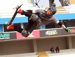 skate Jake Brown (Foto: Luiz Doro / Divulgação)