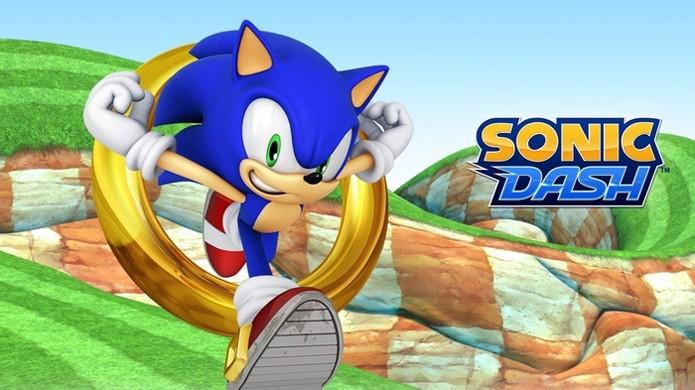 Corra sem parar com o ouriço da Sega em Sonic Dash (Foto: Divulgação/Sega)