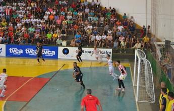 Decisão da Copa Centro América de Futsal será neste sábado em Cuiabá