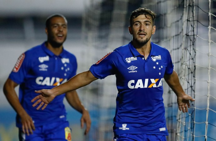 Arrascaeta Ponte x Cruzeiro (Foto: Agência Estado)