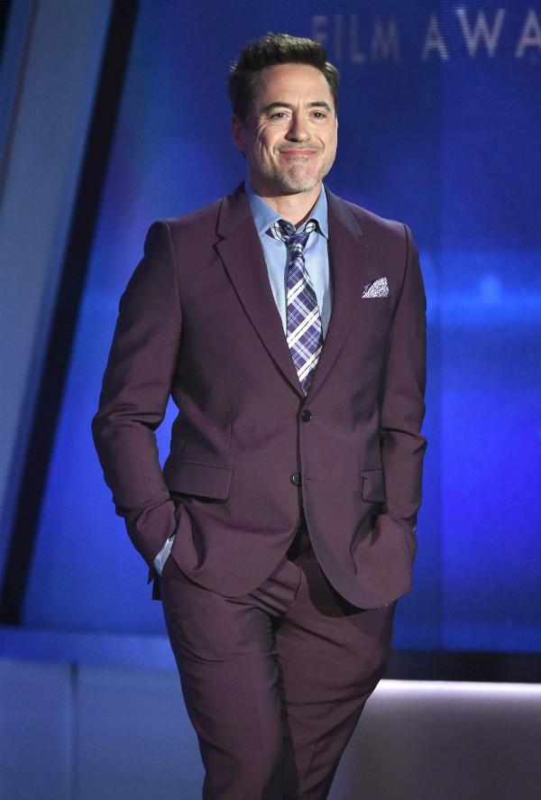 O ator Robert Downey Jr está sóbrio desde 2003 (Foto: Getty Images)