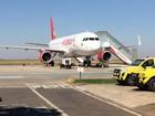 Ave colide em avião e passageiros de MS perdem estreia na Olimpíada 2016