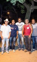 Samba da Gameleira (Foto: Michelle Beff/Divulgação)