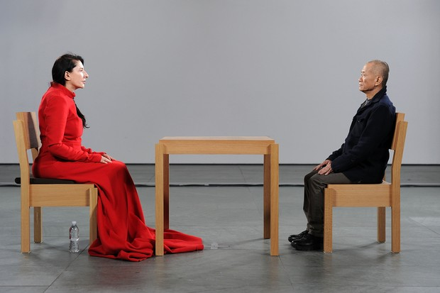 Marina Abramovic (Foto: Getty Images)