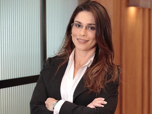 Thalita Lippi (Foto: Guerra dos Sexos / TV Globo)