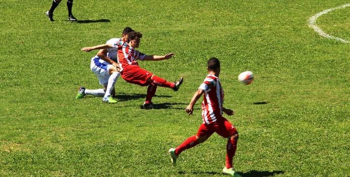 Formiga x Novo Esporte (Foto: FEC/Divulgação)