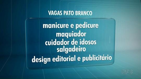 Senac abre vagas para cursos profissionalizantes em Foz, Pato Branco e Francisco Beltrão